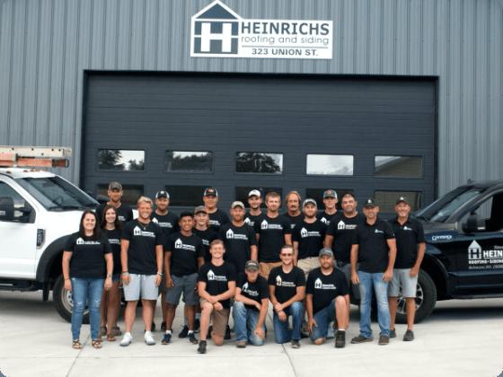 Heinrich's Today
