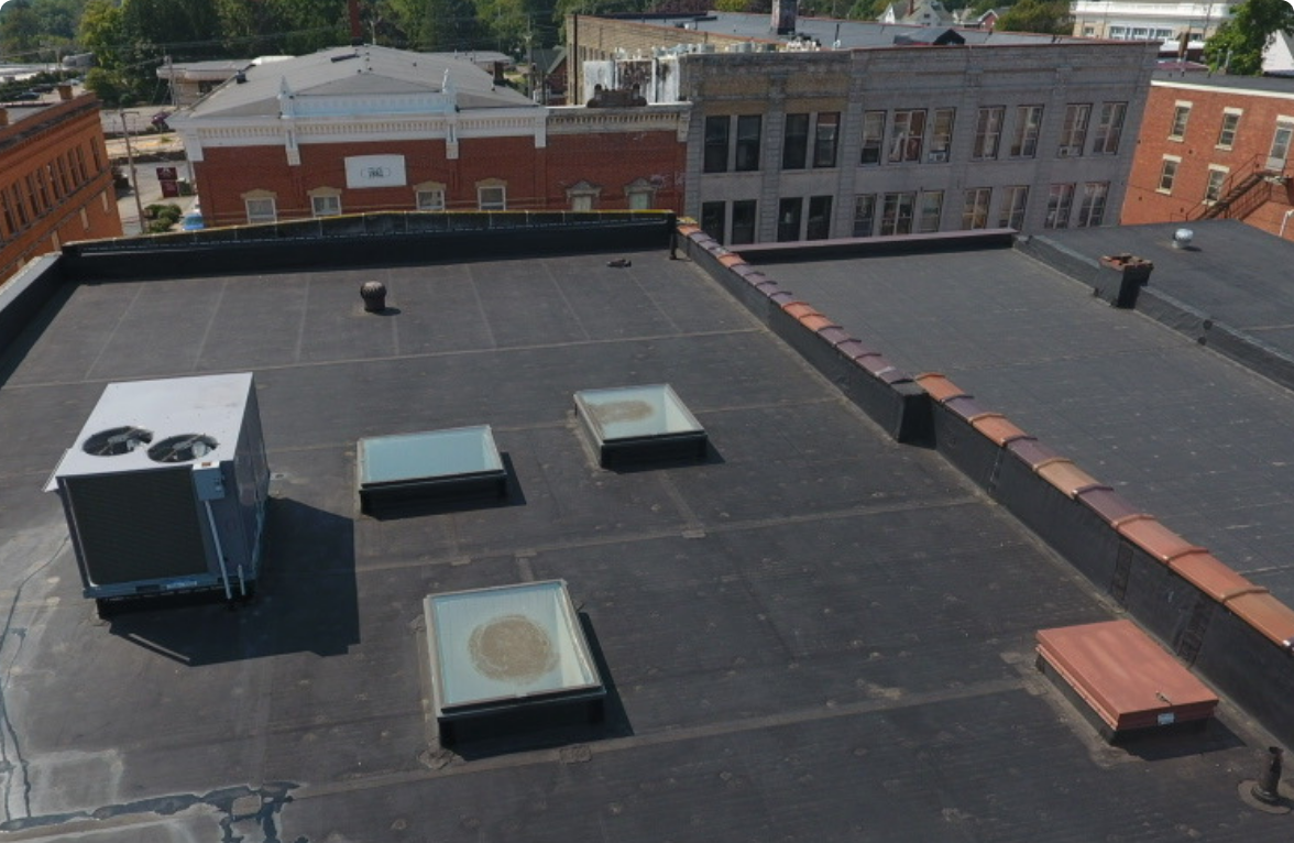 Services Commercial Roofing